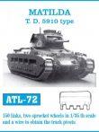 MATILDA T. D. 5910 type  (ATL72)