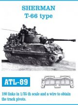 SHERMAN T-66 type  (ATL89)
