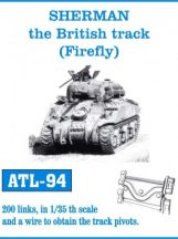 SHERMAN the British track (Firefly) (ATL94)