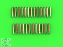 MG-34/MG-42 (7.92mm) - empty shells (25pcs) - 1/35