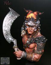 Velaf - The dragon hunter of the mt. Zigba. - 1/10