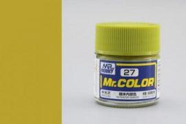 C27-Mr. Color - interior green