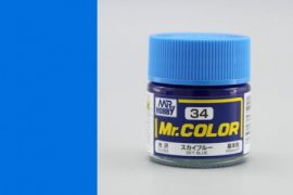 C34-Mr. Color - sky blue