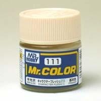 C111-Mr. Color- Semi-Gloss Character Flesh