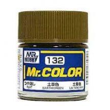 C132-Mr. Color Flat Earth Green