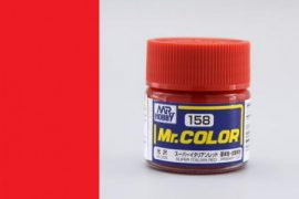 C158-Mr. Color - super italian red
