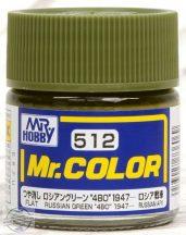 C512-Mr. Color - Russian Green 4BO 1947