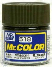 C518- Mr. Color - Olive Drab 2314