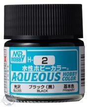 H2-Hobby color - gloss black (fényes)