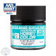 H12-Hobby color - flat black