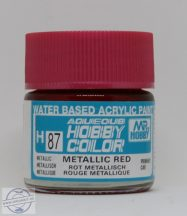 H87-Hobby color - Metallic red