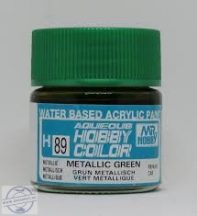 H89-Hobby color - METALLIC GREEN