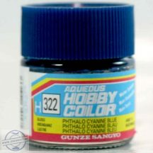 H322-Hobby color - Phthalo Cyanine Blue
