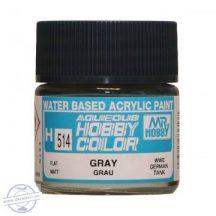 """H514- Hobby color - Gray """"Grau"""""""