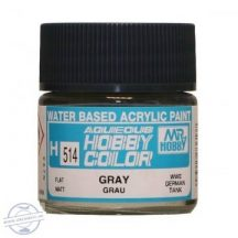 "H514- Hobby color - Gray ""Grau"""