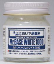 Mr. Base White 1000 40ml  (Felületkiegyenlítő, alapozó)