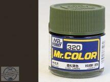 C320 Dark Green Semi-Gloss