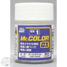 GX 001 - Mr. Color Cool White Gloss - 18 ml