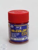 GX003 Mr. Color GX Harmann Red