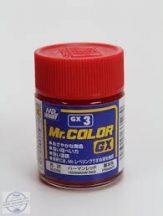 GX003 Mr. Color GX Harmann Red - 18 ml