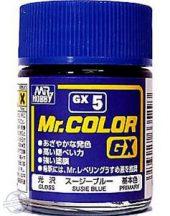 GX 005 - Mr. Color Susie Blue Gloss - 18 ml