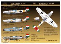 Messerschmitt Bf 109 F-4/b - 1/32