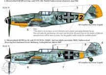 Messerschmitt Bf 109 G-6 Trop; G-14