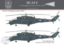 Mi-24V NATO grey painting 1:35