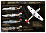 Messerschmitt Bf 109 F-4 yellow 17, V-+03, V-+07, yellow 7) Reprint