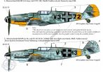 Messerschmitt Bf 109 G-14  / G-6 Trop( HUN V3+72; W-1+13)