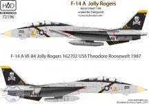 F-14A 201 VF-84 Jolly Rogers
