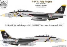 F-14A 201 VF-84 Jolly Rogers