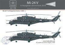 Mi-24 NATO festéssel