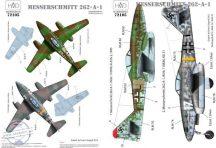 Messerschmitt 262 A-1 - 1/72
