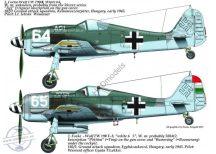 FW 190 F-8 ( Pöttöm, Ági)