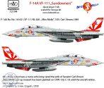 "F-14A VF-111 ""Sundowners"" - 1/72"