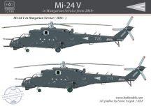 Mi-24 V magyar szolgálatban  1:72