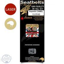 Sopwith Camel - Seatbelts - 1/32
