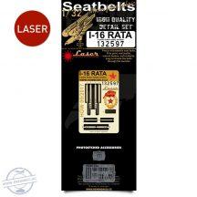 I-16 RATA - Seatbelts -1/32
