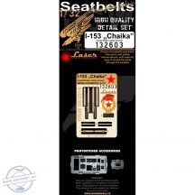 "I-153 ""Chaika"" - Seatbelts  - 1/32"