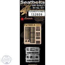 Focke Wulf Fw190D-9 - Seatbelts  - 1/32