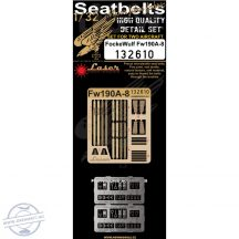 Focke Wulf Fw190A-8 - Seatbelts  - 1/32