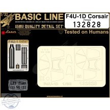 F4U-1D Corsair - Basic Line 1/32