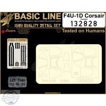 F4U-1D Corsair - Basic Line -1/32