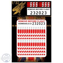 Remove Before Flight - Easy Belts 1/32 - 2