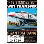 F-4 Phantom II - Stencils - 1/48