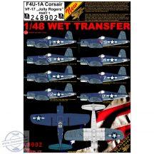 "F4U-1A VF-17 ""Jolly Rogers"" - Part 1 - 1/48"