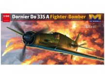 Dornier Do 335A Fighter-Bomber