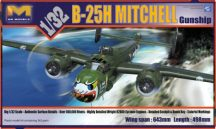 North American B-25H Mitchell - Gunship