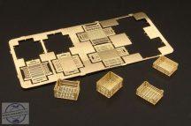 Plastic Crates -1/72